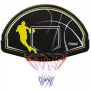 Баскетболно табло MASTER, 112 x 72 см. Черен, MASSPSB-41