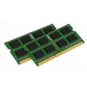 Kingston ValueRAM - DDR3L - 8 GB: 2 x 4 GB - SO DIMM 204-pin