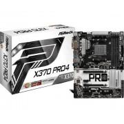 MB, ASRock X370 PRO4 /AMD X370/ DDR4/ AM4