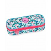 Roll Road Pretty Blue Estuche Azul Estampado