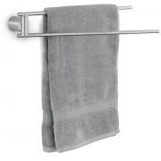 Двойна закачалка за кърпа BLOMUS DUO за стенен монтаж - матирана