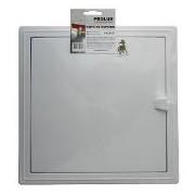 UV3030 - Usita de vizitare din PVC, 30x30 cm