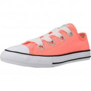 Converse Ctas Big Eyelet Ox Lava Color Glow Shoes Rose EU 35,5
