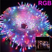 Christmas Lights 54 LED 12m White Indoor/Outdoor Fairy Lights StrChristmas Lights Indoor/Outdoor Fairy Lights String Tree Lights Festival/Bedroom/Party Decorations
