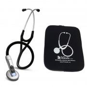 Fonendoscopio Littmann Eletrónico 3200 com Bluetooth (Cores Disponíveis) + Presente de funda protetora acolchada