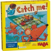Haba Catch Me - A Fast Catching Wooden Reaction Game For Ages 4 And Up