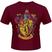 PhD Harry Potter - T-Shirt Gryffindor Crest