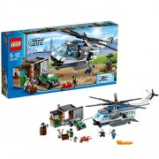 Lego City Police Helicopter Surveillance, Multi Color