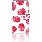 Huawei P30 Lite Boekhoesje Design Pink Macarons