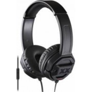 Casti On-Ear JVC HASR50X cu microfon Negre