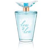 Love2love bluebell + white tea eau de toilette 100 ml spray
