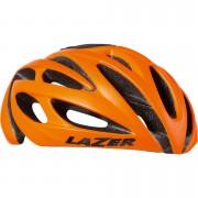 Lazer O2 Helmet - S - Matt Flash Orange