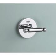 Agatatoare baie Grohe BauCosmopolitan,doua brate,crom-40461001