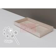 TODI Magic Gurulós ágyneműtartó 70x140