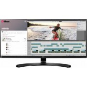 Monitor LED 34 LG 34UM88-P IPS UWQHD 5ms Negru