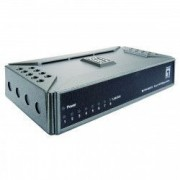 Switch Level One 8-Port Fast Ethernet 8xRJ45 10/100 silentios alimentare externa desktop