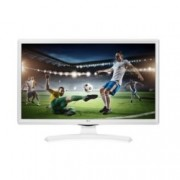 "Монитор LG 24TK410V-WZ, 23.6"" (59.94 cm) WVA панел, HD, 5ms, 5 000 000:1, 250cd/m2, TV Tuner DVB-/T/C, HDMI, USB 2.0"