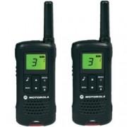 Walkie-Talkie Motorola TLKR T60, PMR446, 8 канала, до 8 km, LCD, черен