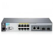 HPE Aruba 2530 8G PoE+ Switch