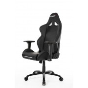 AKRacing Overture Gaming Chair Black Геймърски стол