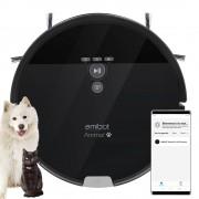 Amibot Robot aspirateur et laveur AMIBOT Animal XL H2O Connect spécial poils d'animaux de compagnie