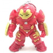 Trunkin Mark 44 Hulk Buster Big Iron Man Avengers Marvel Keychain