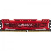DDR4, 8GB, 2666MHz, Crucial Ballistix Sport LT, Unbuffered, CL16 (BLS8G4D26BFSE)