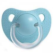 Бебешка силиконова залъгалка - Evolution - момче, Sauvinex, налични 2 цвята, 254024