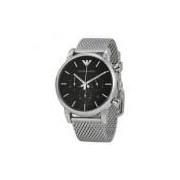 Relógio Masculino Emporio Armani Classic AR1811 Silver Stainless-Steel Quartz 41mm