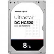 "HDD 8TB WD Ultrastar DC HC320 3.5"" SATAIII 256MB (5 years warranty)"