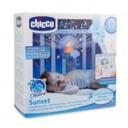 Chicco Naplemente - Napfelkelte projektor - kék kiságyra akasztható