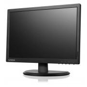 "Lenovo ThinkVision E2054 - Monitor LED - 19.5"" (19.5"" visível) - 1440 x 900 - IPS - 250 cd/m² - 1000:1 - 7 ms - VGA - preto lus"