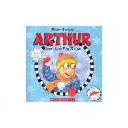 Arthur and the big snow (incluye pegatinas)