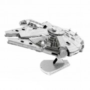 Metal Earth Star Wars Kit Modello in 3D del Millennium Falcon 570251