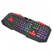 Marvo Gaming Keyboard 112 keys - K602 - Rainbow backlight