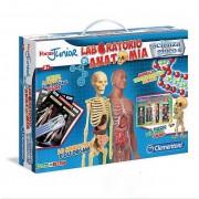 Clementoni laboratorio di anatomia per imparare giocando il corpo umano