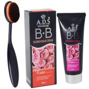 ADS BB Cream with foundation brush (Set of 2)