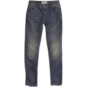 Helstons Dena Jeans Pantalones de las señoras Azul 28