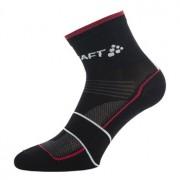 Craft Grand Tour Bike Socks Black/Bright Red 1902618