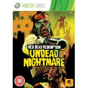 Red Dead Redemption Undead Nightmare (Xbox360)