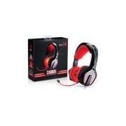 Headset Gx Gaming Genius 31710057101 Hs-G850 Zabius Led P/ Pc, Mac, Xbox 360 E Ps3