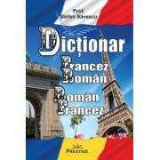 Dictionar francez-roman roman-francez - Stefan Savescu