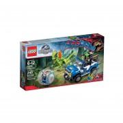 EMBOSCADA AL DILOFOSAURIO LEGO 75916