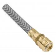 Szybkozłączka z okuciem sprężynowym na wąż 9-12mm typ 26 Rectus - Nypel z zaciskiem 9x12 mm