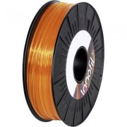3D nyomtató szál Innofil 3D PLA-0010A075 PLA műanyag 1.75 mm Narancs (fluoreszkáló) 750 g (1417253)