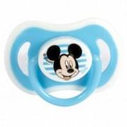 Suzeta ortodontica Mickey 3 luni Lulabi 8118300 B3502646 - Albastru