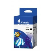 CC641EE Tintapatron DeskJet D2560, F4224 nyomtatókhoz, VICTORIA 300XL, fekete, 600 oldal (TJVHC641)