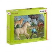 Schleich Western Riding Play Set (5 Piece)