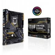 Placa de baza Asus Socket 1151 v2, Z390-PLUS GAMING Wi-Fi, 4x DIMM DDR4 4266