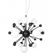 Globen Lighting Pendel Copernicus Svart